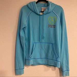 PINK Victoria's Secret Recycled Earth Hoodie